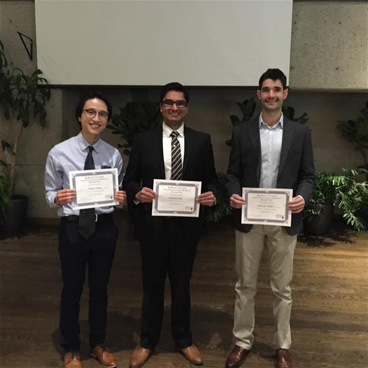 Research Day 2016 Winners